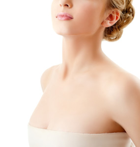 Woman with Smooth Neck | Nectifirm | Dr. Lisa Bunin | Allentown PA