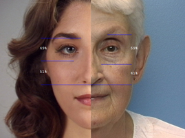 Old Woman Young Woman Splitscreen | Dr. Lisa Bunin | Allentown PA