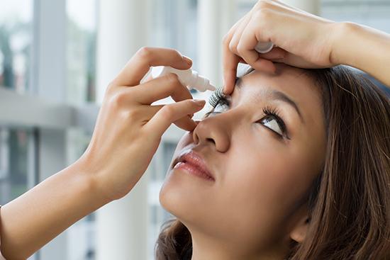 dry eyes Lisa Bunin MD